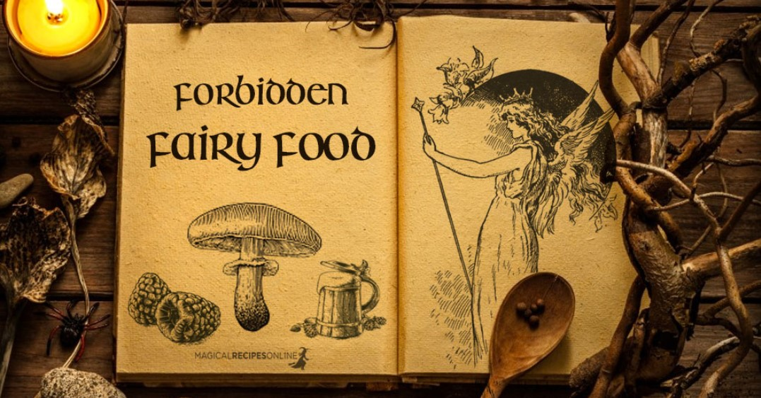 Faery Food: The Forbidden One