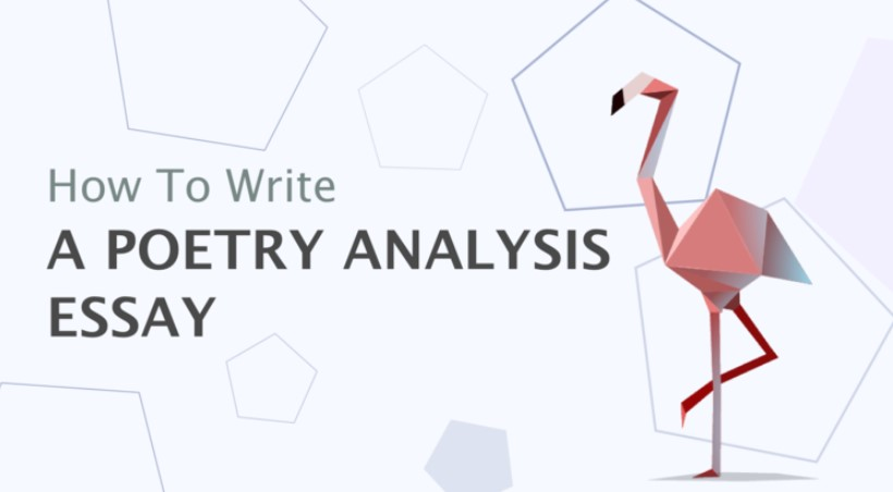 Writing a Poetry Essay Analysis